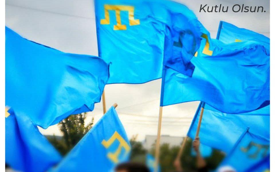Kırım Tatar Milli Bayrak Günü